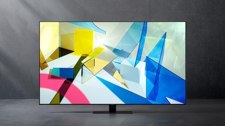 Samsung Q80T 4K Smart TV has an intelligent backlighting system