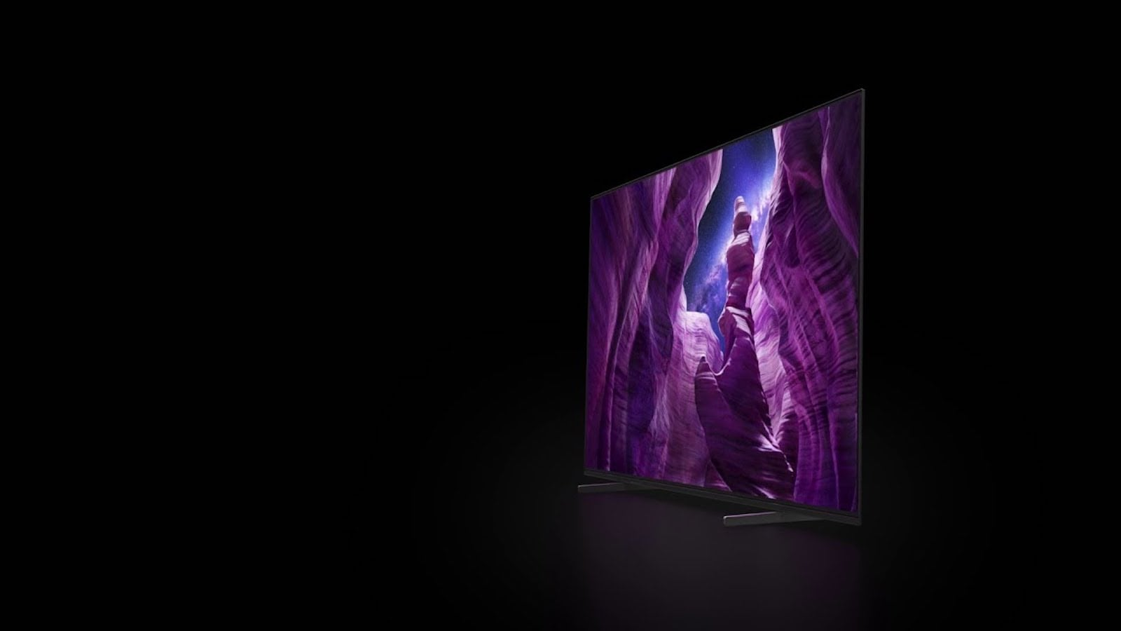 Sony A8 and A85 4K OLED TV Series offer X-Motion Clarity motion processing technology