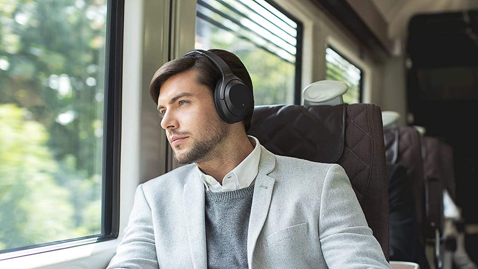Sony WH-1000XM3 Smart Wireless Headphones