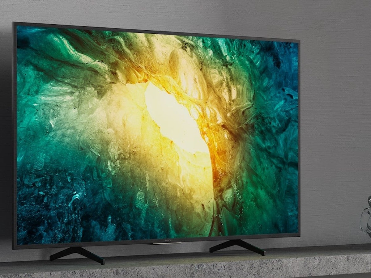 Sony X70 4K HDR TV produces images with high-quality, realistic color