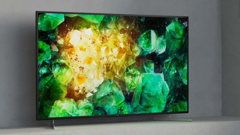Sony XH81 4K TV series comes in four sizes with different lighting options