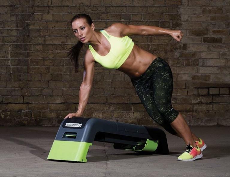 Escape Fitness Deck 2.0 Portable Workout Platform