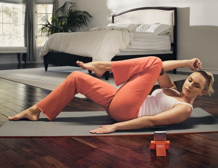 Activ5 Fitness Package Portable Fitness Device