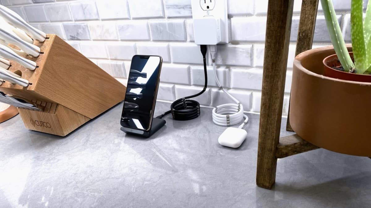 SuperCalla Easy Coil Charging Cables