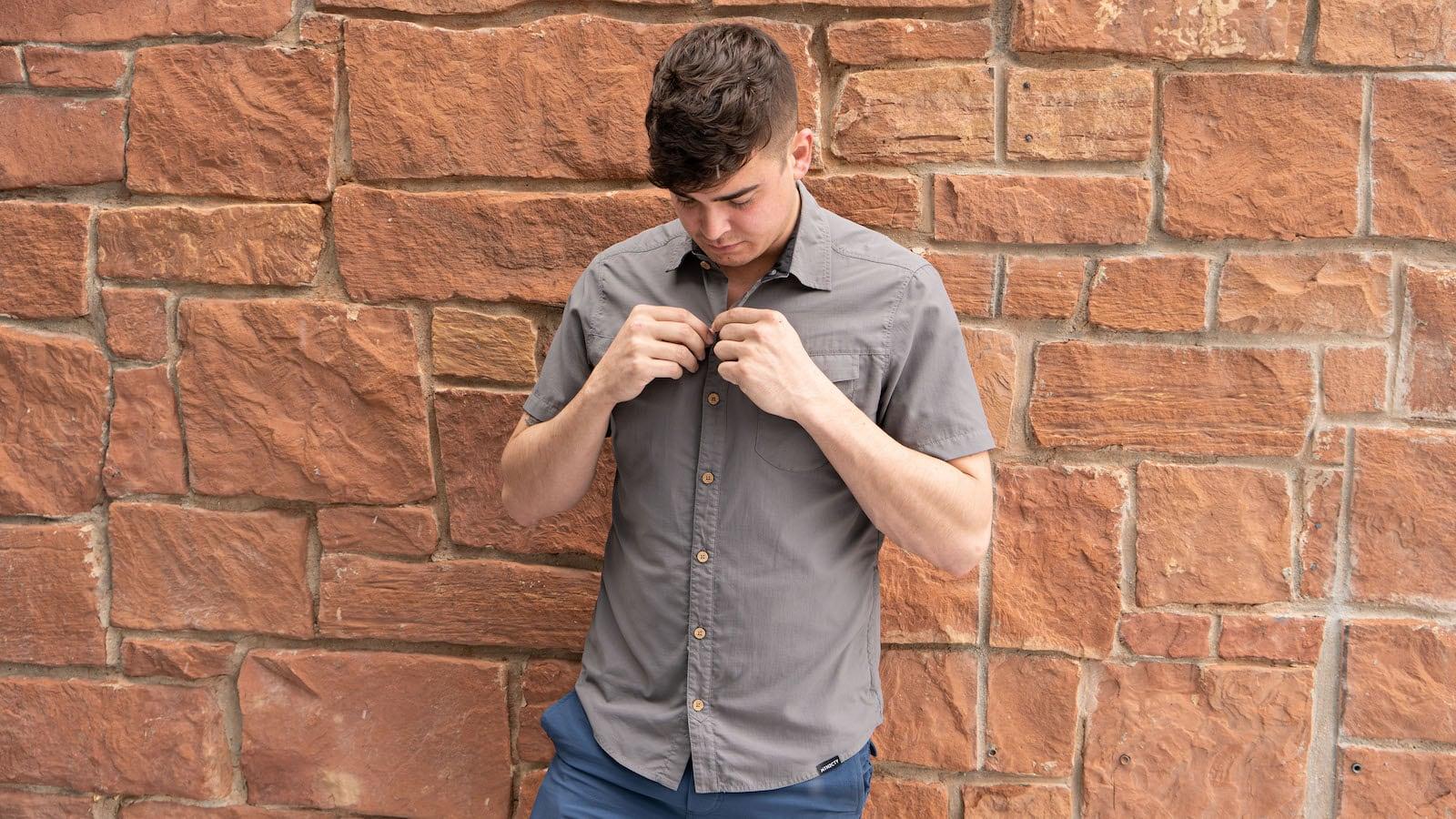 Switchback Eco-Friendly Shirt