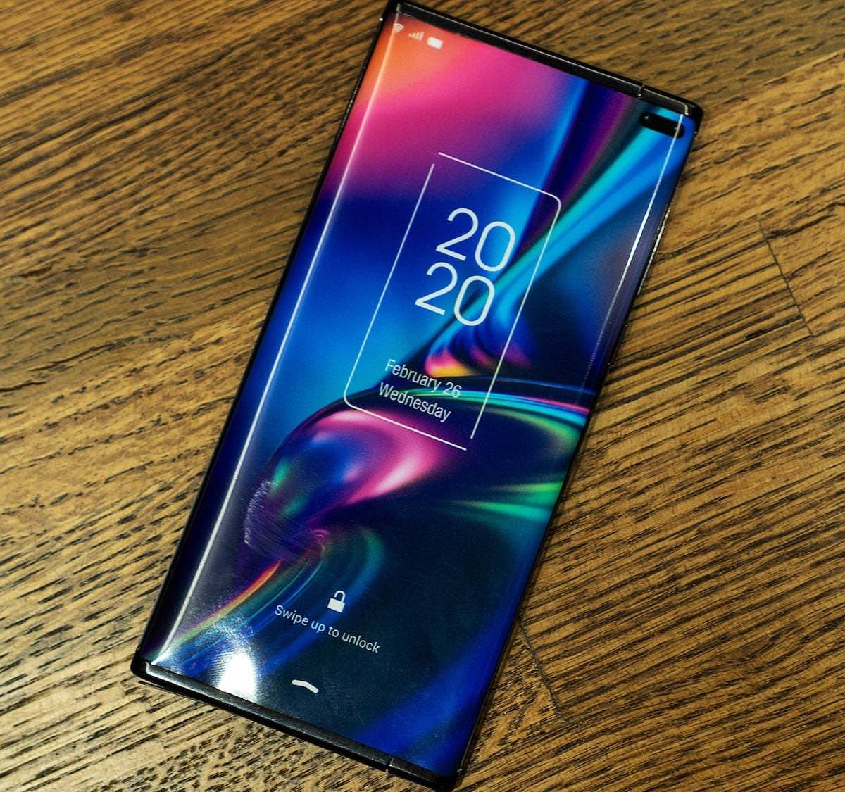 TCL Foldable Prototype Phones come in rolling and tri-fold designs