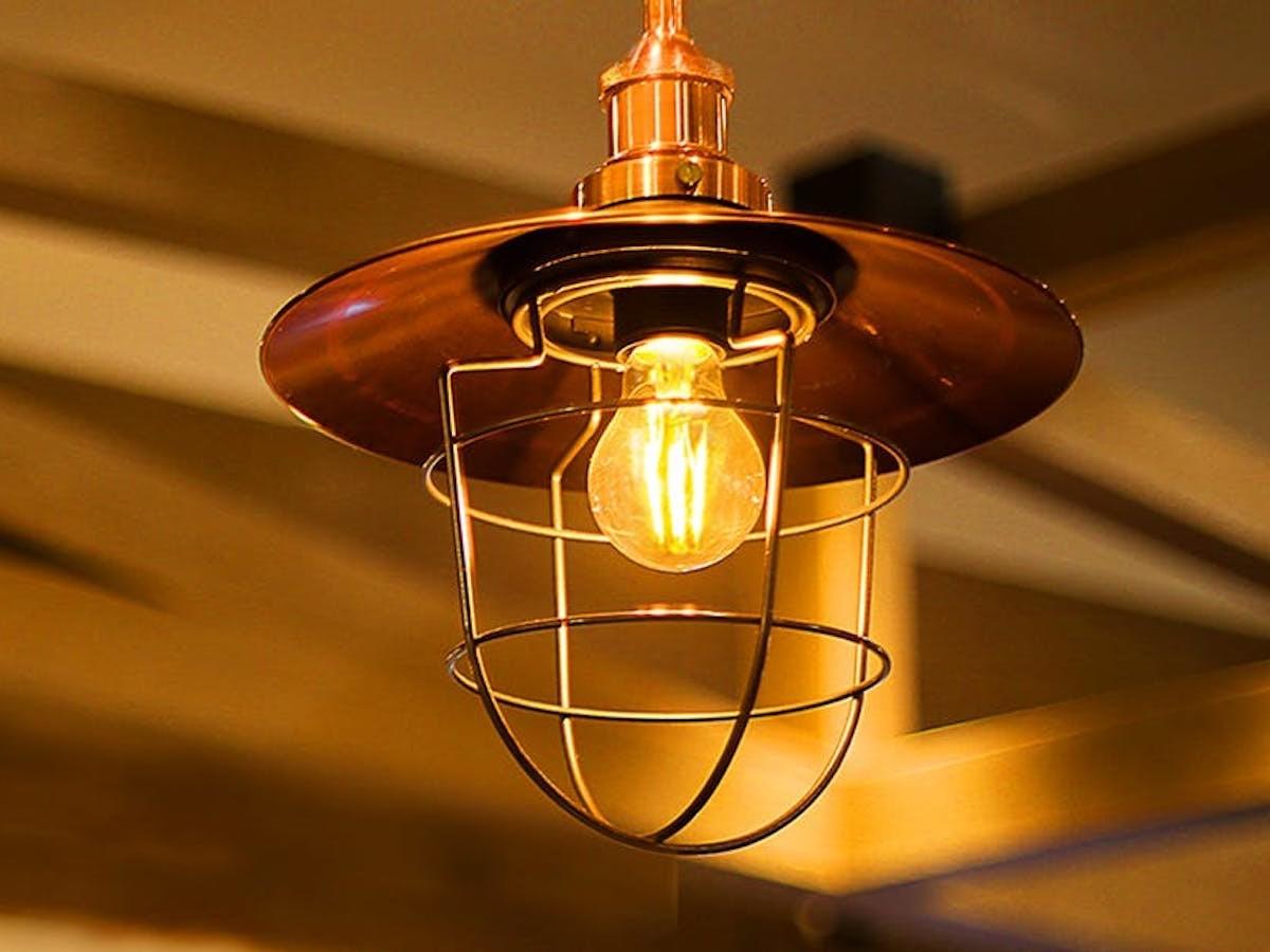 TP-Link Kasa Smart Bulb Warm Amber Light lets you set a vintage mood
