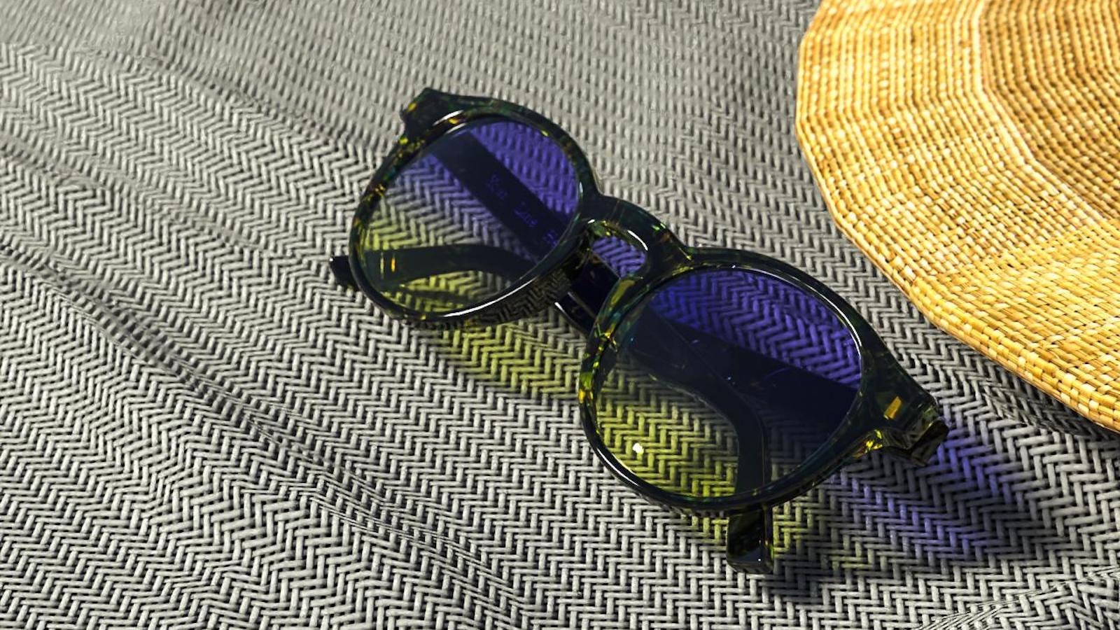 Terranimalia Nature-Inspired Sunglasses