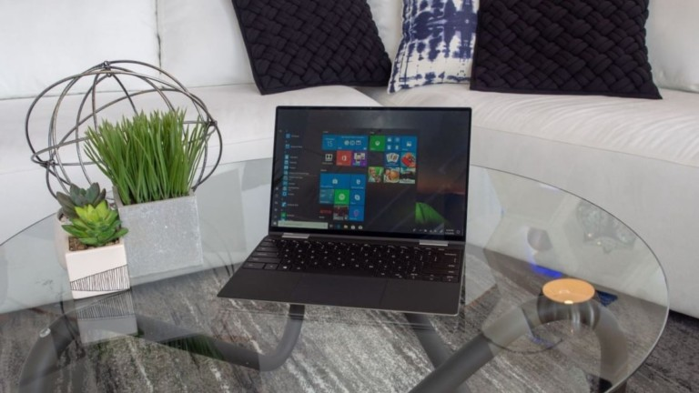 Dell New XPS 13 2-in-1 Convertible Laptop