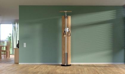 NOHrD SlimBeam Cable Machine Multiuse Workout Station