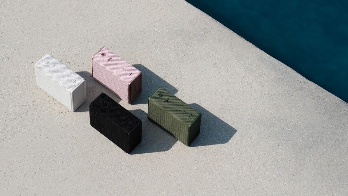 Urbanista Sydney pocket-size speaker gives you up to 5 hours of playtime