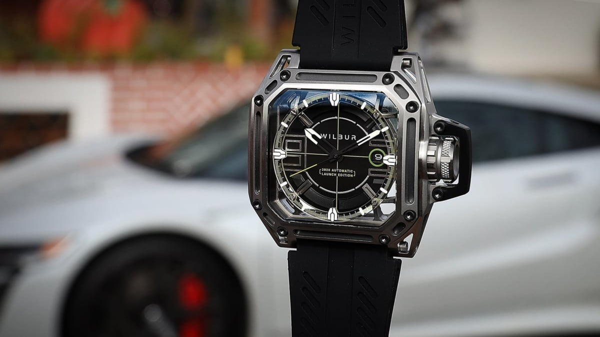 Wilbur Limited Edition Watches