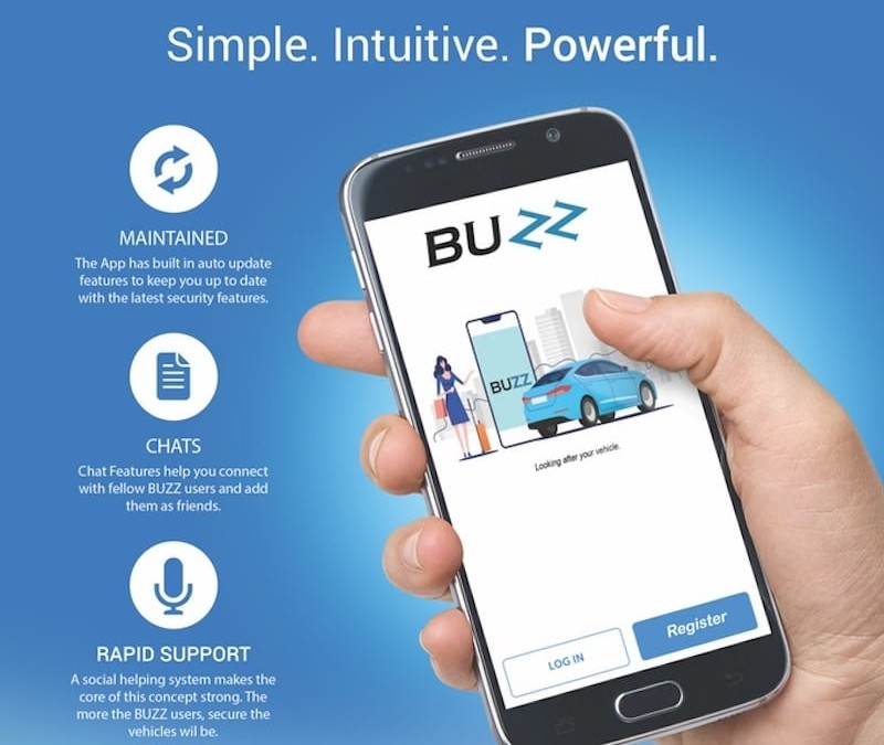 Buzz App Features