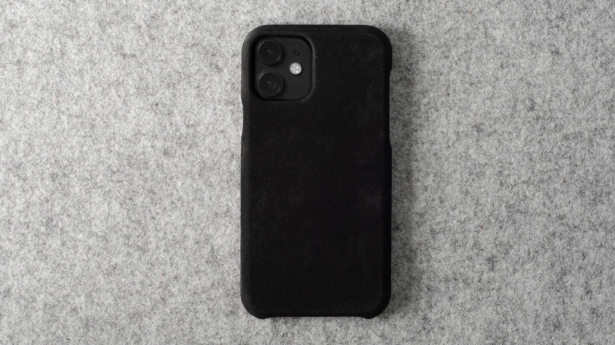 hardgraft Dusty Phone Cover Nubuck iPhone Case
