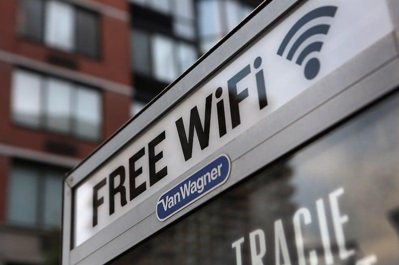 Free Wi-Fi Public Hotspot