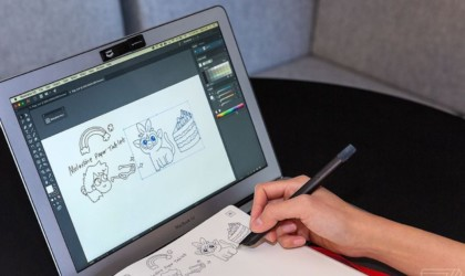 Adobe Creative Cloud Connected Paper Tablet
