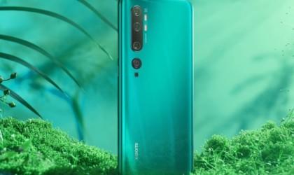 Xiaomi Mi Note 10 108-Megapixel Smartphone