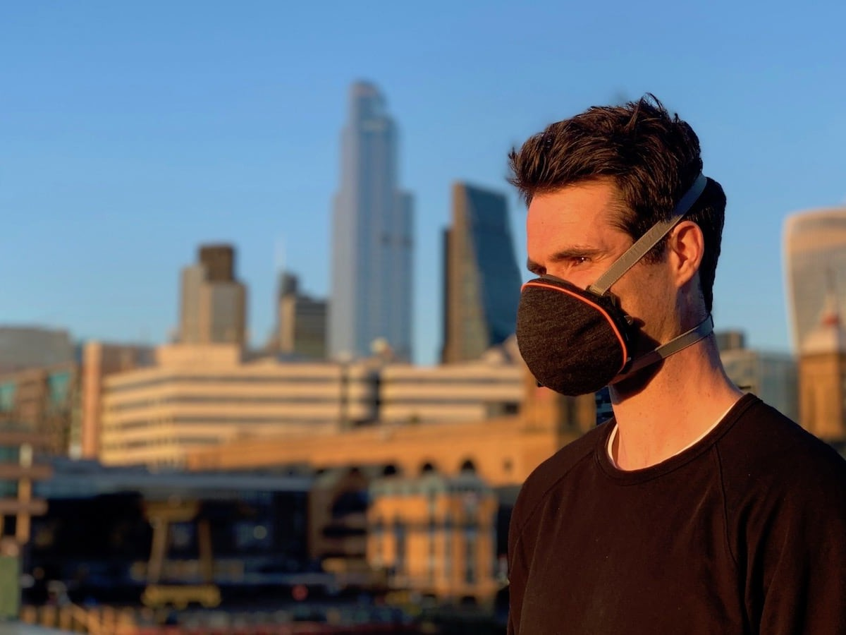 Airhead Pollution Mask provides you with advanced protection