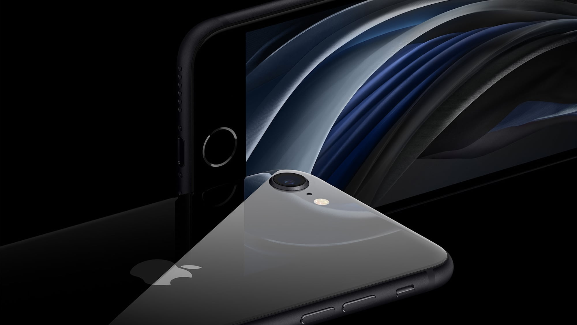Apple iPhone SE 2nd Generation Single-Camera Smartphone