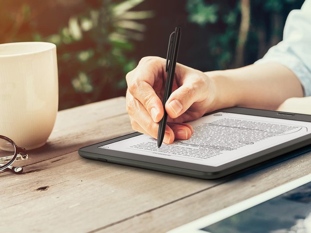 BOOX Nova2 E Ink Tablet has a 7.8″ high-resolution screen