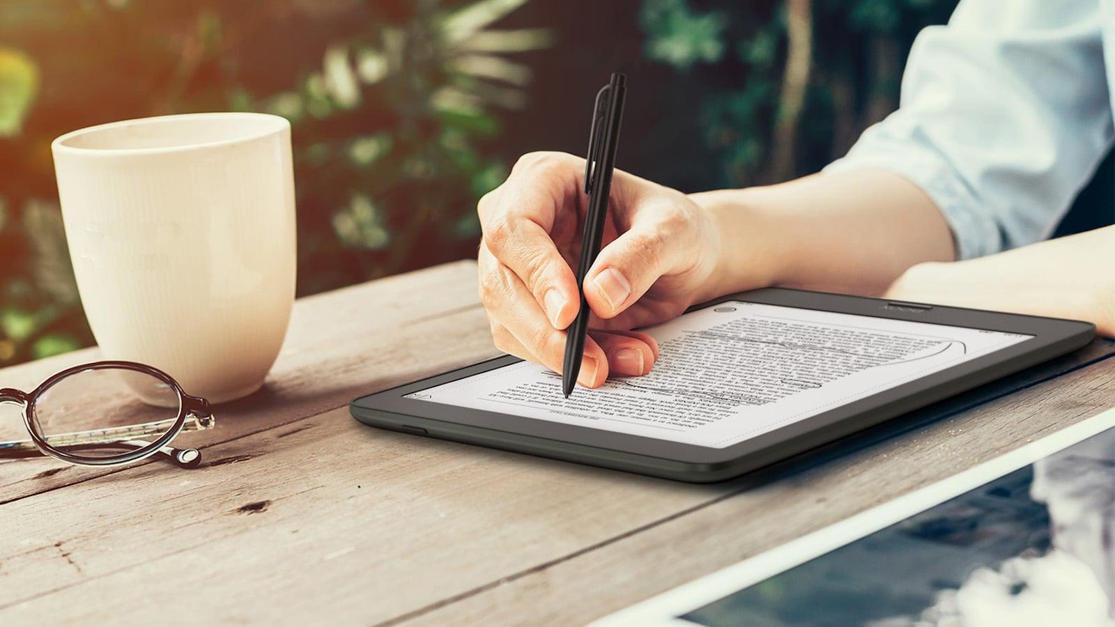 BOOX Nova2 E Ink Tablet