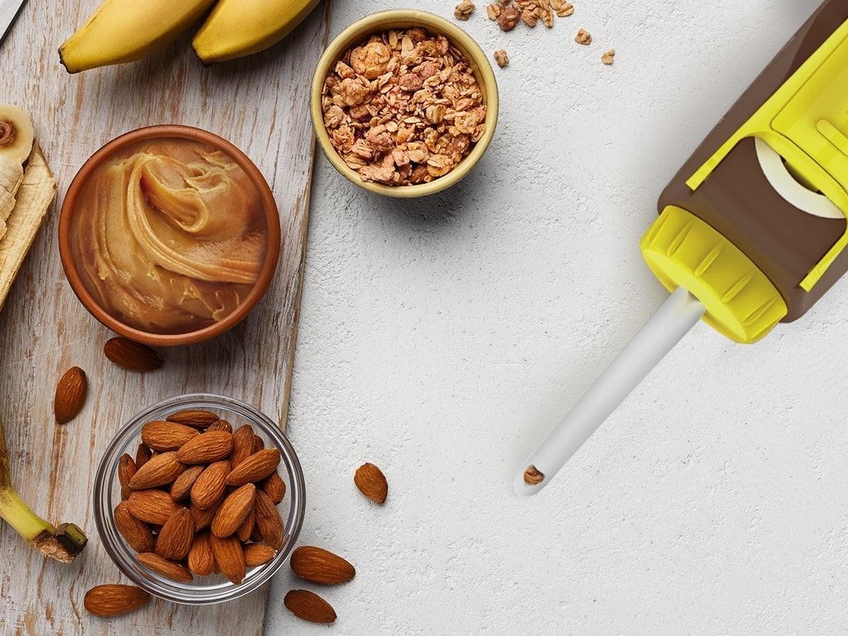 Banana Loca® Fruit Filling Gadget creates tasty treats your family will love