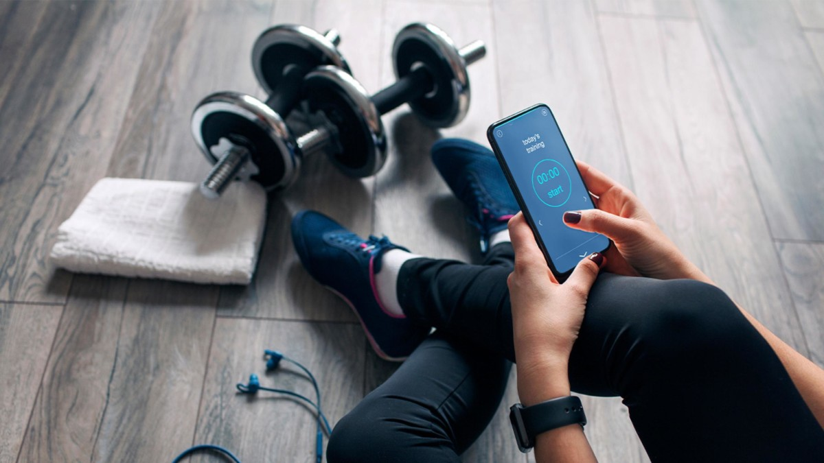 Workout with Alexa Fitness Apps