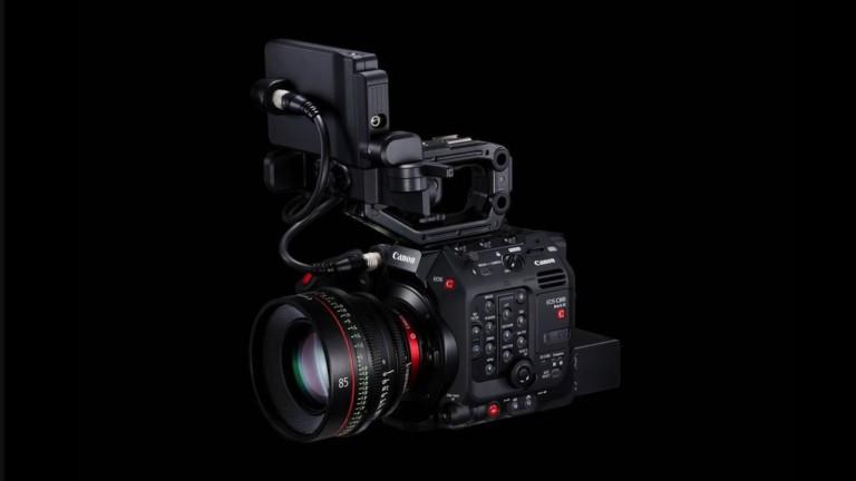 Canon EOS C300 Mark III Cinema Camera has an incredible 35mm sensor
