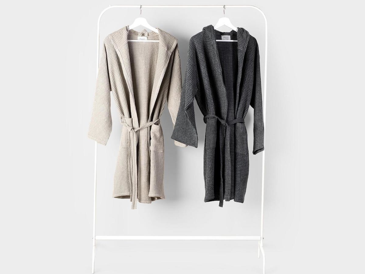 Casamera Ultra-Cozy Bathrobe is perfect for those lazy days at home