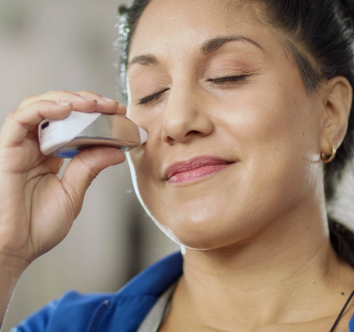 ClearUP erases allergy sinus pain with tech that works