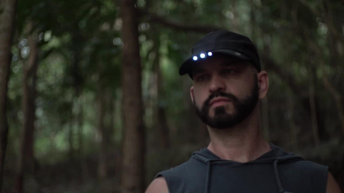 An open ear headset cap will help you jog at night