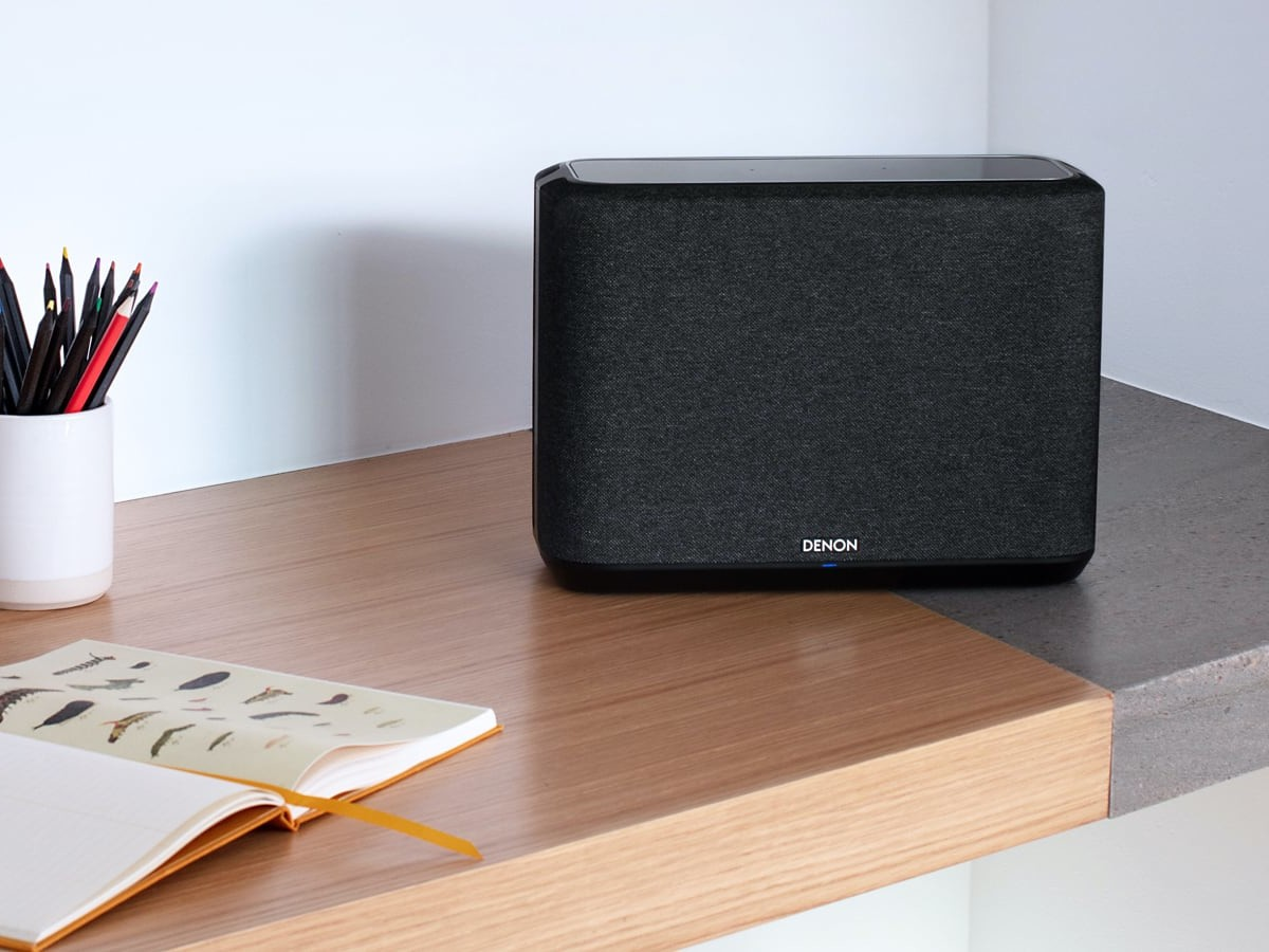 Denon Home 250 Wireless Speaker produces impressive sound on its own