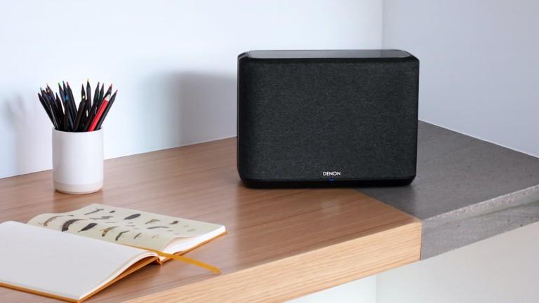 Denon Home 250 Wireless Speaker produces impressive sound on its own