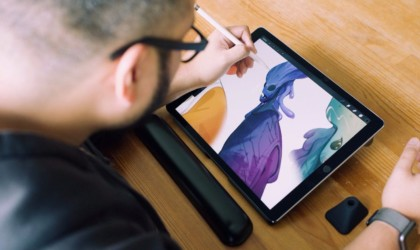 DraftTable iPad Pro Drafting Stand