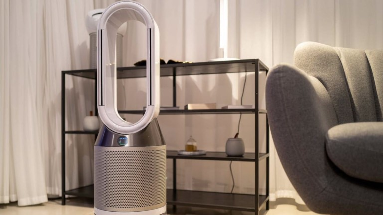 Dyson Pure Humidify + Cool 3-in-1 Air Purifier is also a humidifier and fan