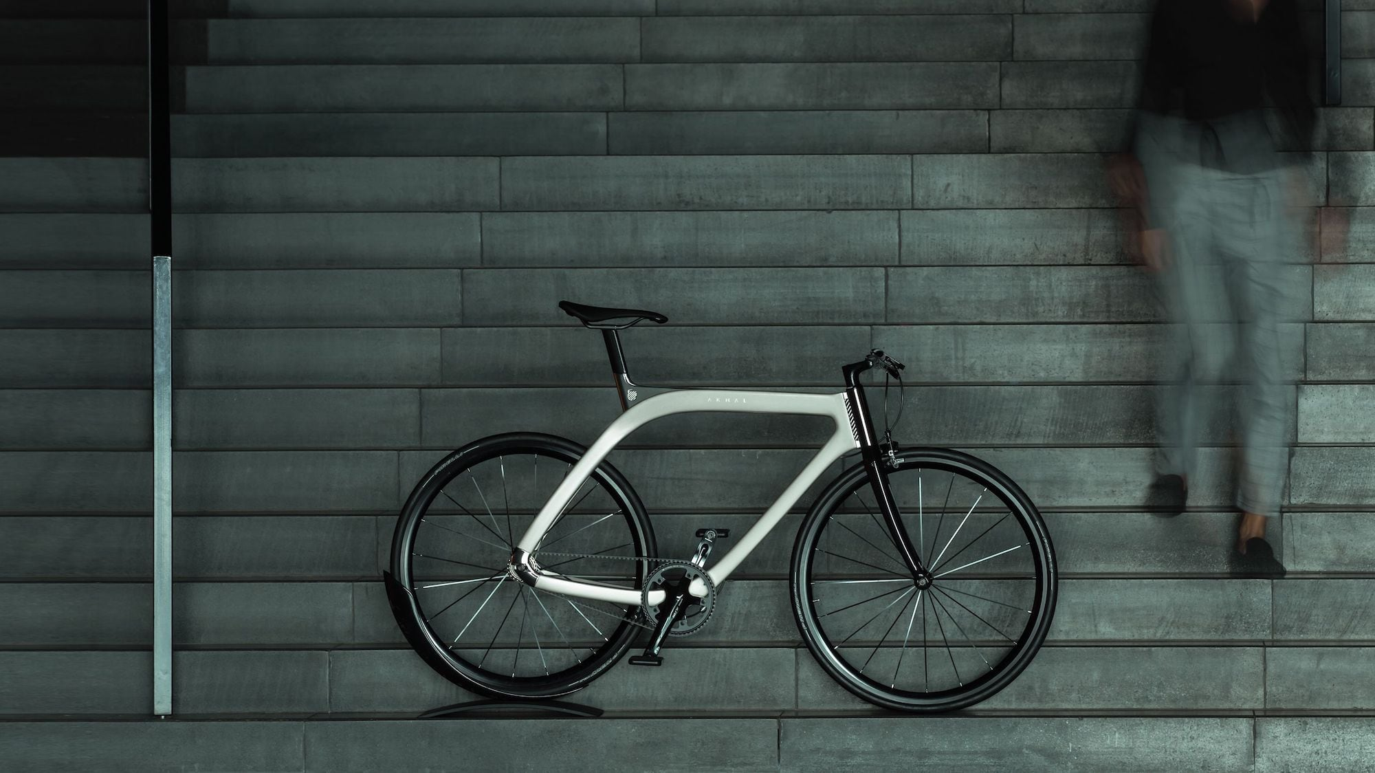 EXTANS Akhal Shadow and Shine Exclusive Bicycles
