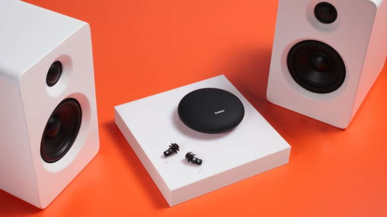Eargo Neo HiFi Rechargeable Hearing Aid promises high-quality sound