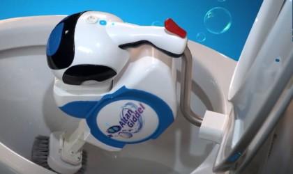 The Giddel Toilet Cleaning Robot Kit