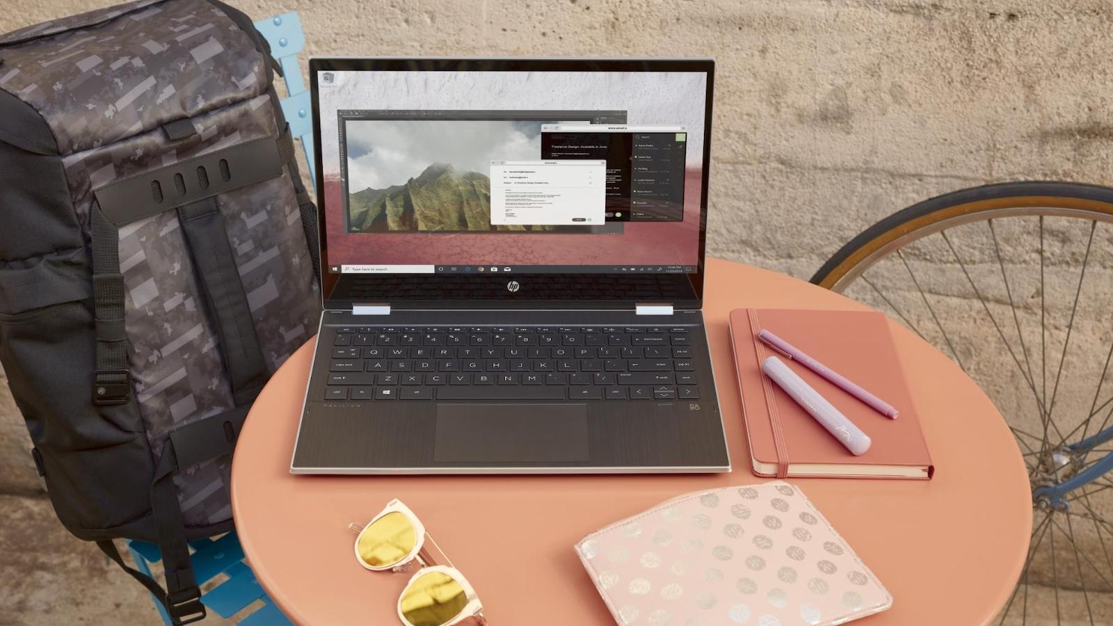 HP Pavilion x360 14 Series Convertible PCs