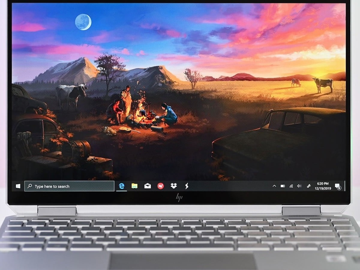HP Spectre x360 13 2-in-1 Laptop offers up to 22 hours of battery life