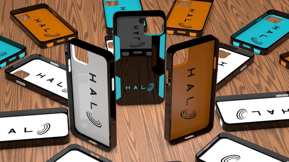 Halo Protective Smartphone Cover