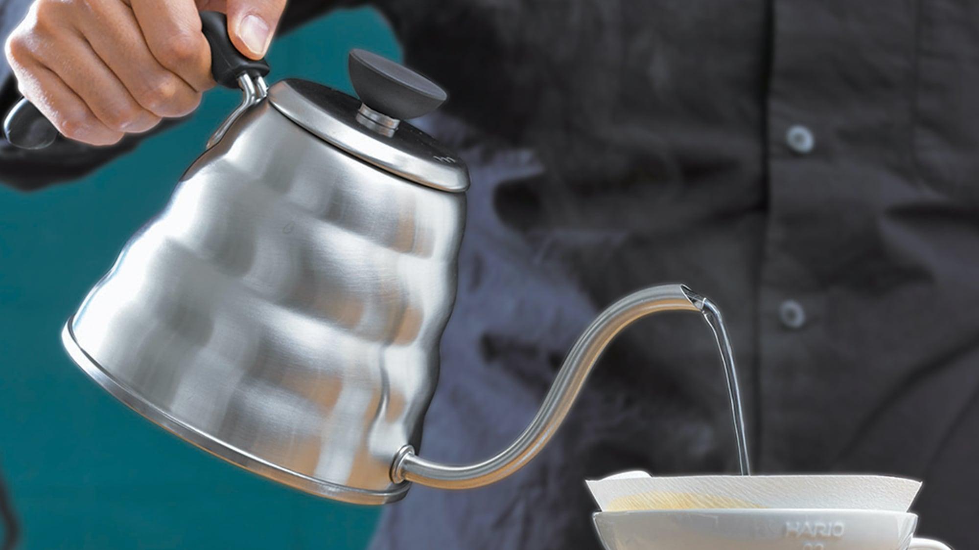 Hario V60 Buono Gooseneck Water Kettle