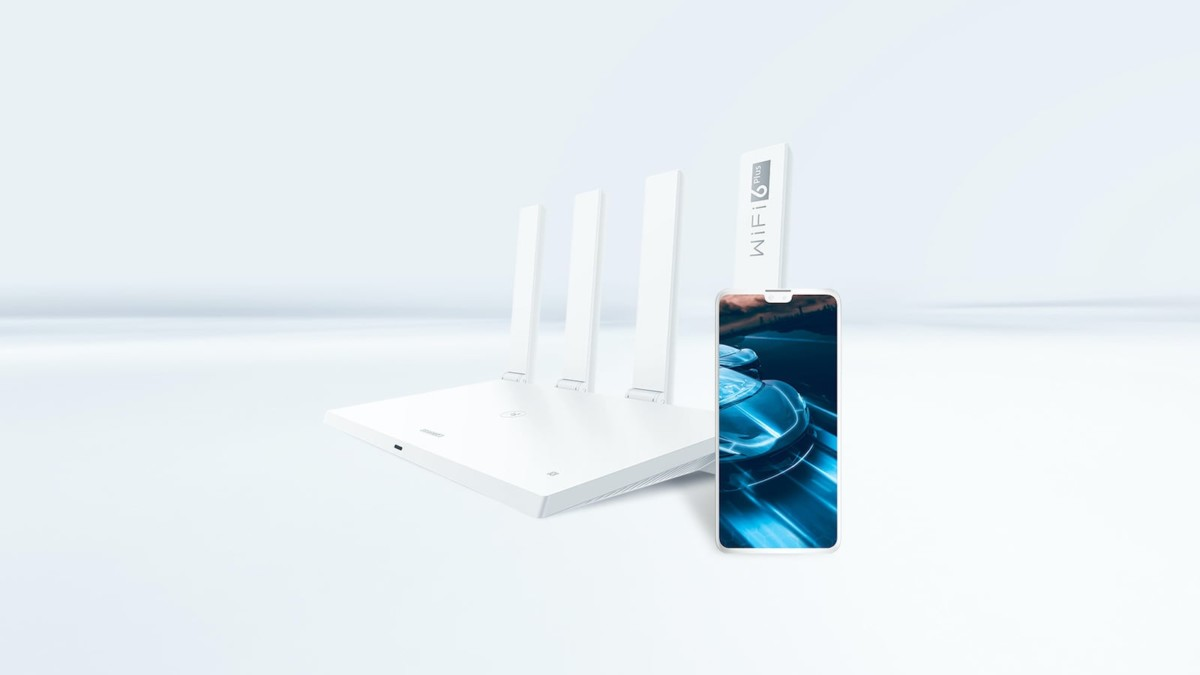 Huawei WiFi AX3 Quad-Core Router offers a whopping 3000 Mbps