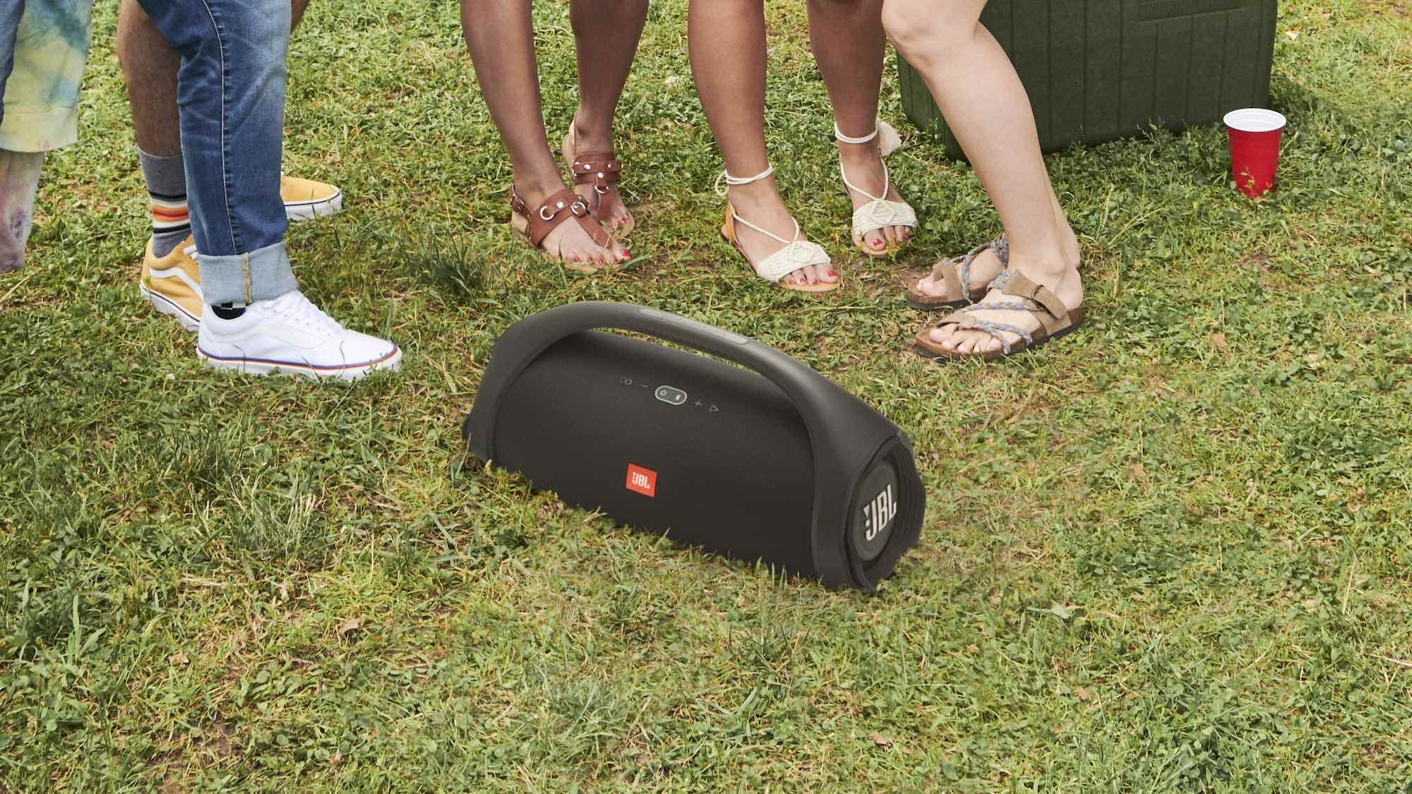 JBL Boombox 2 Powerful Portable Bluetooth Speaker
