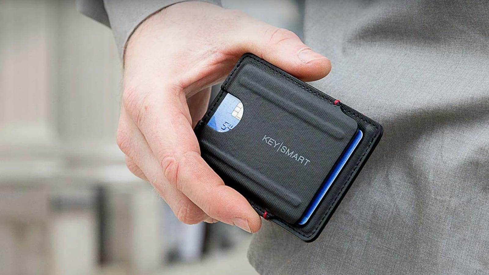 KeySmart Slim Wallet Urban Cardholder