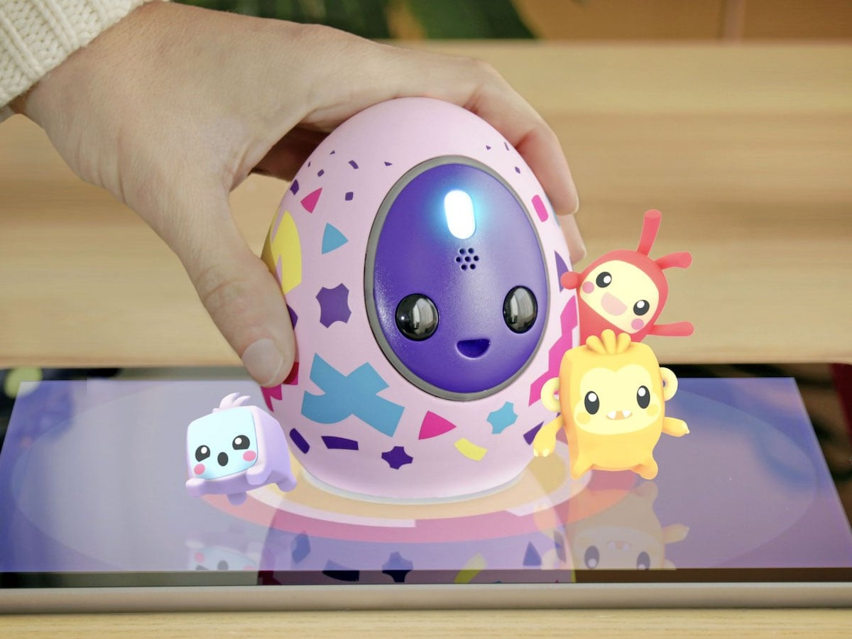 Melbits POD Virtual Pet Toy lets your kid hatch and nurture cute pets