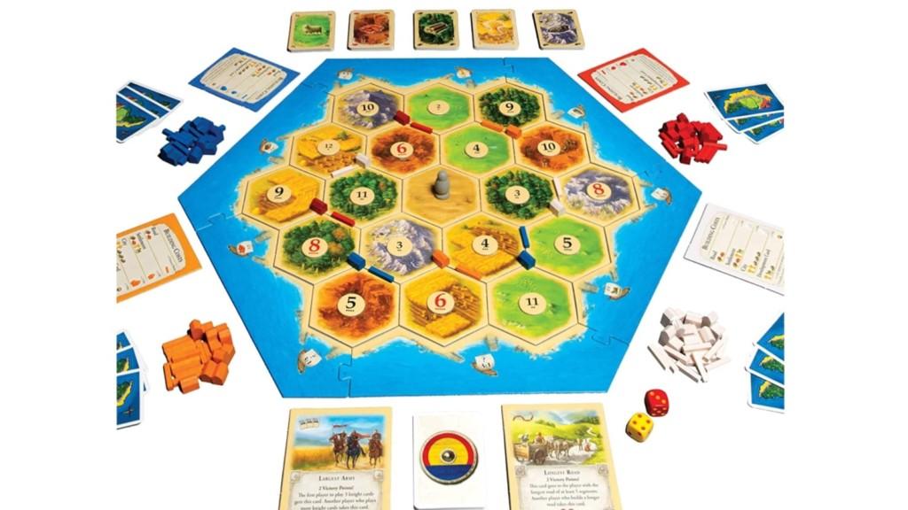 Catan Civilization Building Board Game