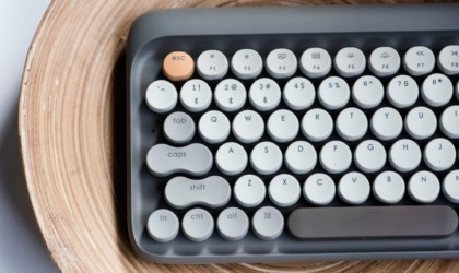 Lofree Four Seasons Retro Mechanical Keyboard