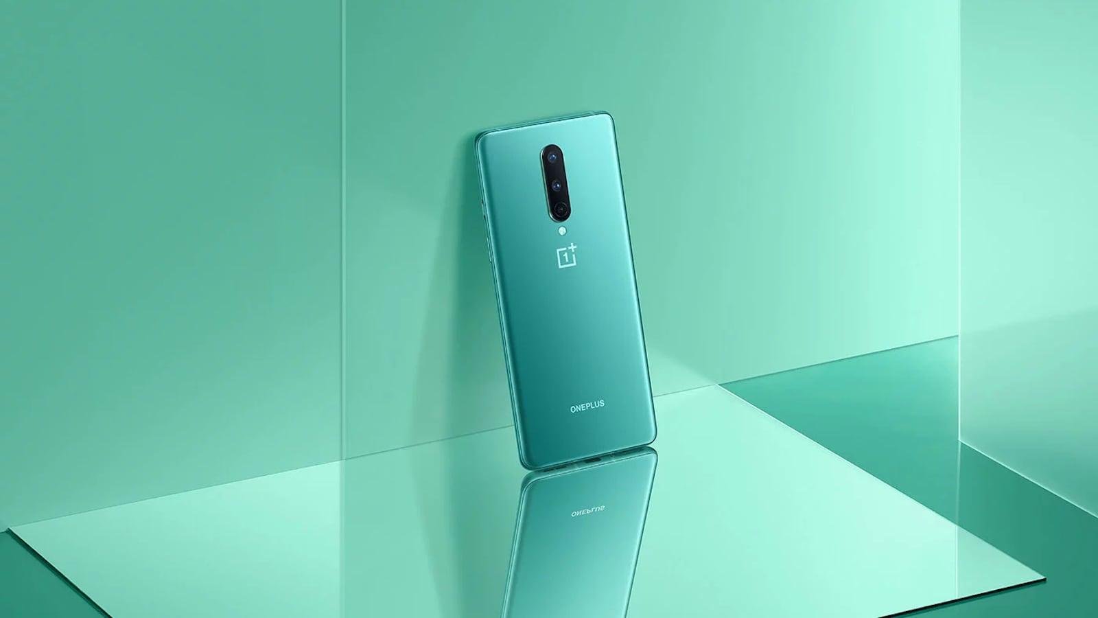 OnePlus 8 5G Smartphone