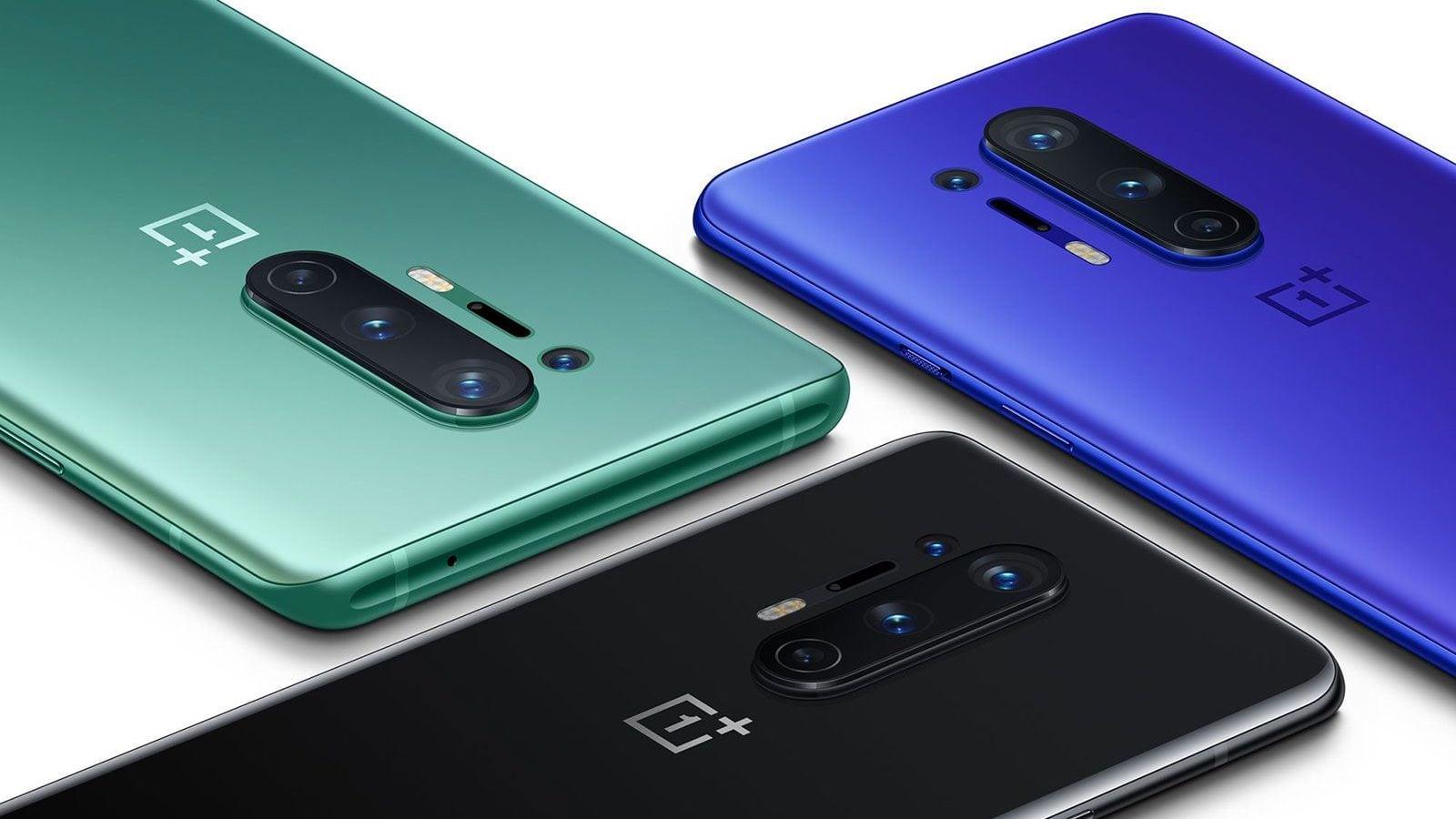 OnePlus 8 Pro 5G Smartphone
